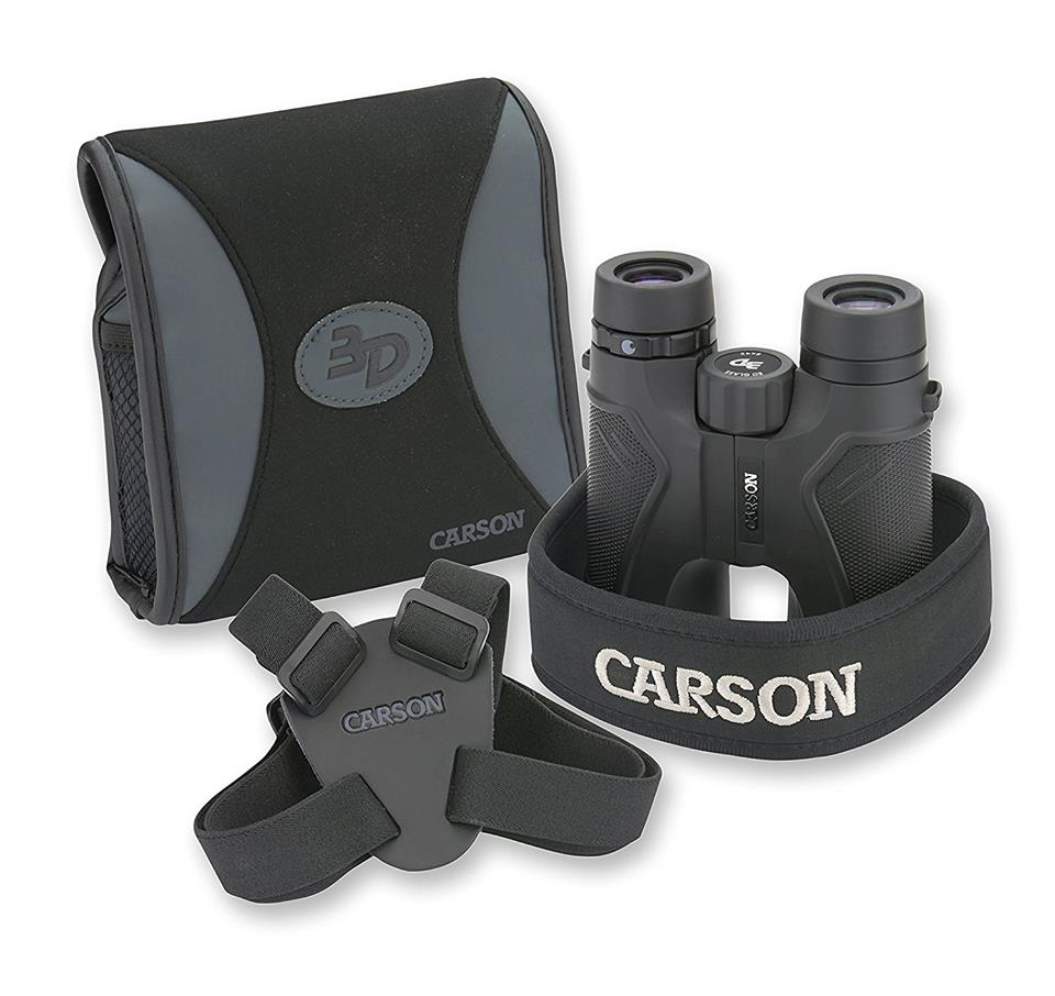 3D high definition waterproof binoculars