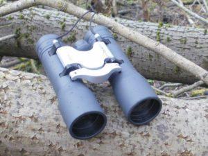 Who makes Barska binoculars