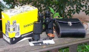 Who makes Tasco binoculars?