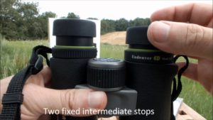 Who makes Vanguard binoculars
