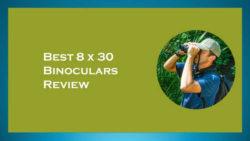 best 8x30 binoculars review