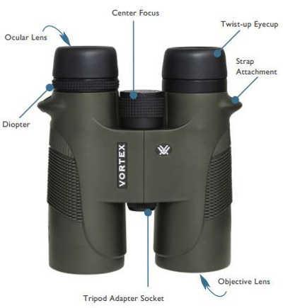 vortex diamondback binoculars 12x50