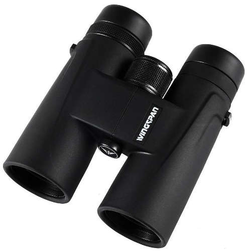 Wingspan Optics HD 8X42 Professional Binoculars for Bird Watching