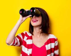best hunting binocular for long range viewing