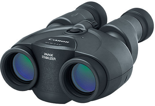 Canon 10x30 Image stabilizer binoculars review