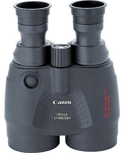 canon 18x50 is image stabilized binocular review