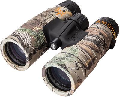 Bushnell Trophy XLT Bone Collector binoculars for deer hunting