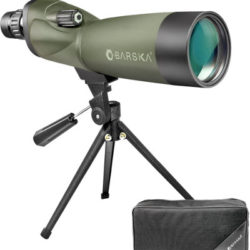 best spotting scope for target shooting