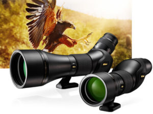 nikon monarch spotting scope review